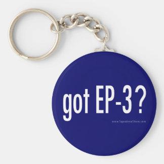 got EP3? keychain
