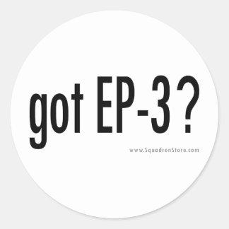 got EP3? sticker