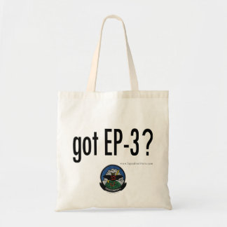 got EP3? tote Budget Tote Bag