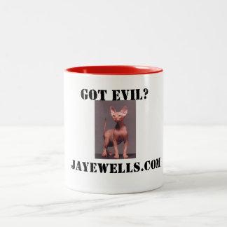 GOT EVIL? Mug