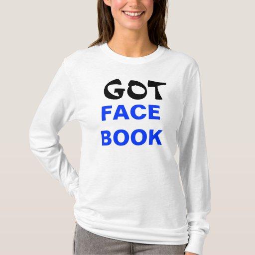 Got facebook t shirt zazzle for T shirt ads on facebook