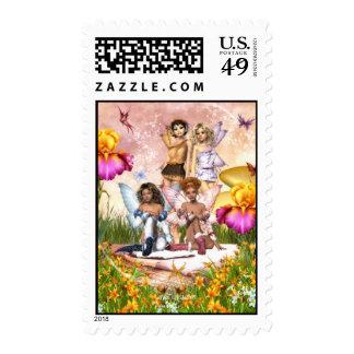 Got Faeries Stamp