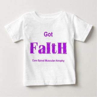 Got Faith - Purple Shirt