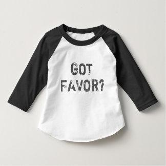 """""""Got Favor"""" Toddler Jersey T-shirt"""