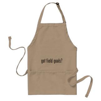 got field goals? adult apron