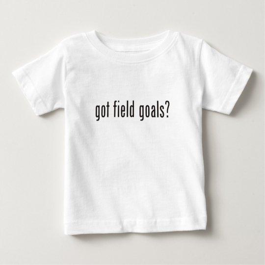 got field goals? baby T-Shirt
