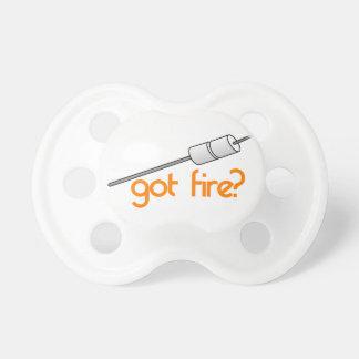 Got Fire Pacifier