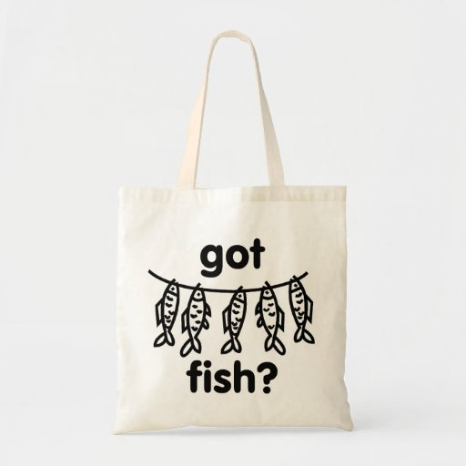 got fish fish bags