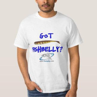 Got Fishbelly? T shirt