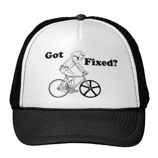 Got Fixed? Mesh Hat