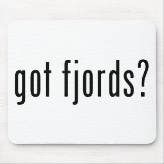 got fjords? mouse pad