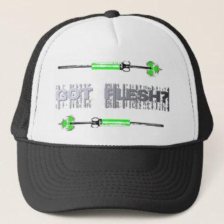 GOT FLESH TRUCKER HAT