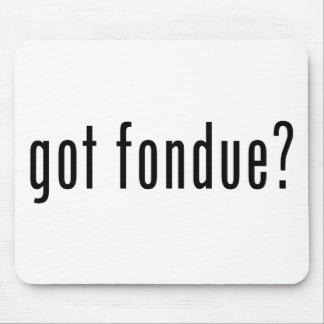got fondue? mouse pads