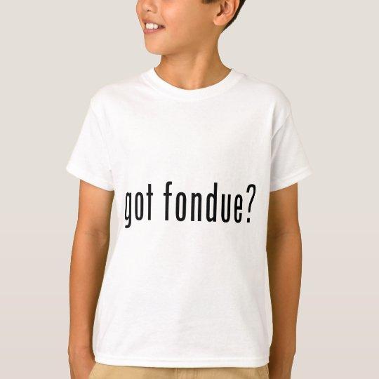 got fondue? T-Shirt