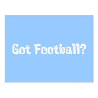 Got Football Gifts Postcard