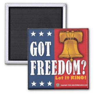 Got Freedom? Magnet
