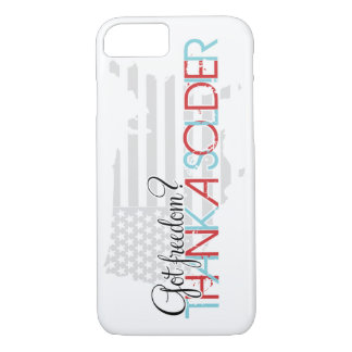 Got Freedom? Thank A Soldier iPhone 8/7 Case