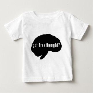 Got Freethought? (Black) Baby T-Shirt