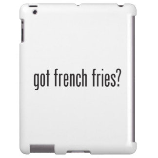 got french fries
