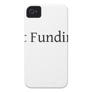 Got Funding? iPhone 4 Cover