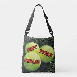 Got Fuzzy Balls? Tennis Tote Bag