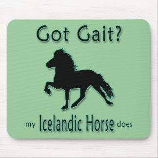 Got Gait? My Icelandic Horse Does Mousepad