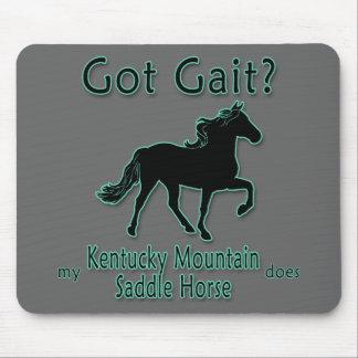 Got Gait? My Kentucky Mountain Saddle Horse Does Mousepad