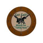 Got Gait? My Missouri Fox Trotting Horse Does Round Clocks
