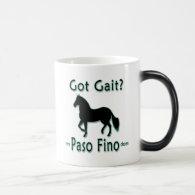 Got Gait? My Paso Fino Does Mugs