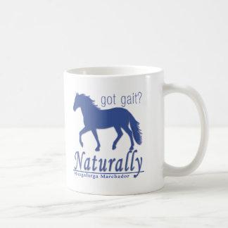 got gait? Naturally Mangalarga Marchador Coffee Mug