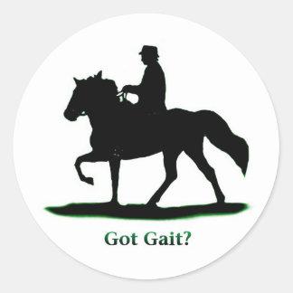 Got Gait sticker