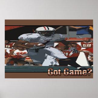 Got Game 1 Poster
