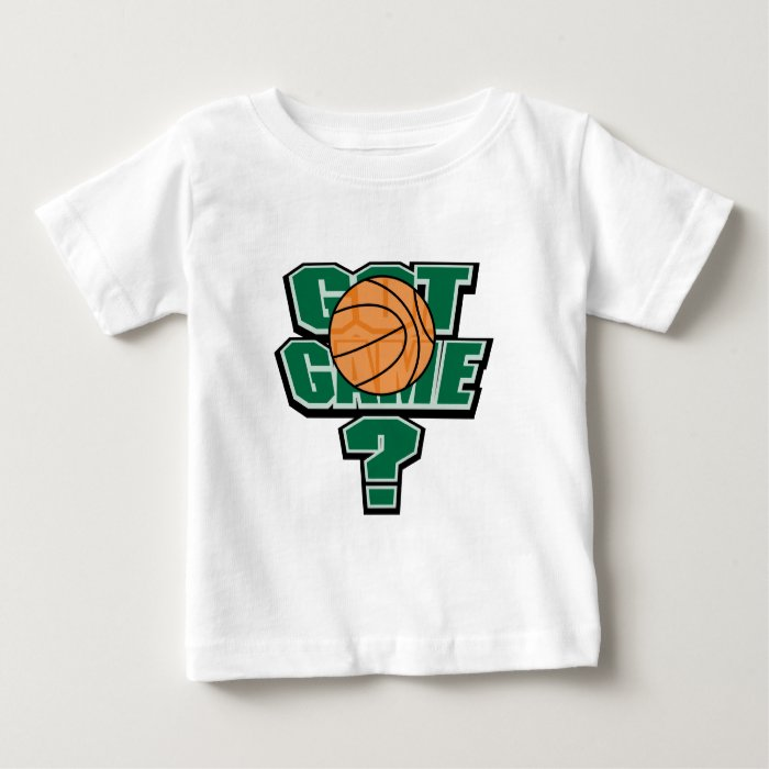Got Game? Baby T-Shirt