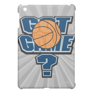 got game basketball design iPad mini cover