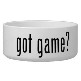 got game? bowl