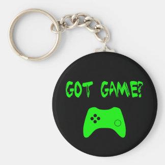 Got Game?  Funny Gamer Keychain