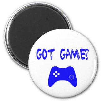 Got Game?  Funny Gamer Magnet Magnet