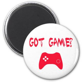 Got Game?  Funny Gamer Magnet Refrigerator Magnet