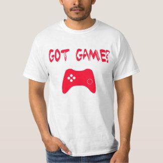 Got Game?  Funny Gamer Shirt