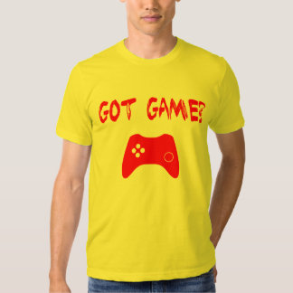 Got Game?  Funny Gamer Tee