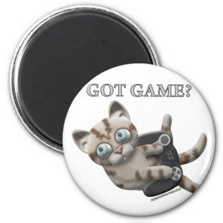 Got Game Kitten Magnet