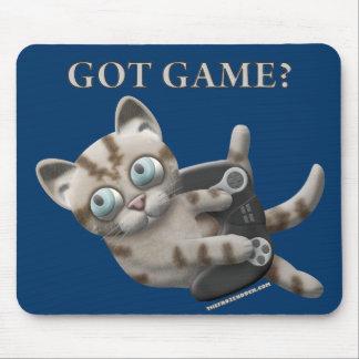 Got Game Kitten Mouse Pad