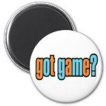 Got Game? Refrigerator Magnets