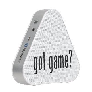 got game? speaker
