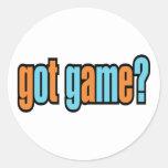Got Game? Sticker