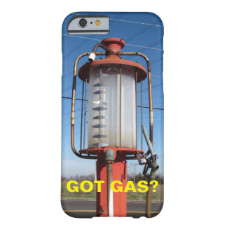 GOT GAS? Antique Gas Pump Barely There iPhone 6 Case