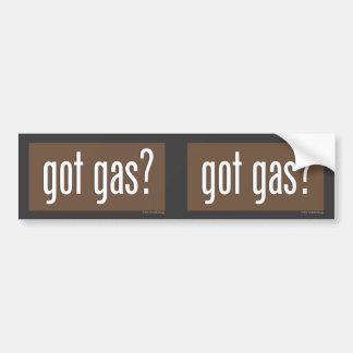 Got Gas? Bumpersticker Bumper Sticker