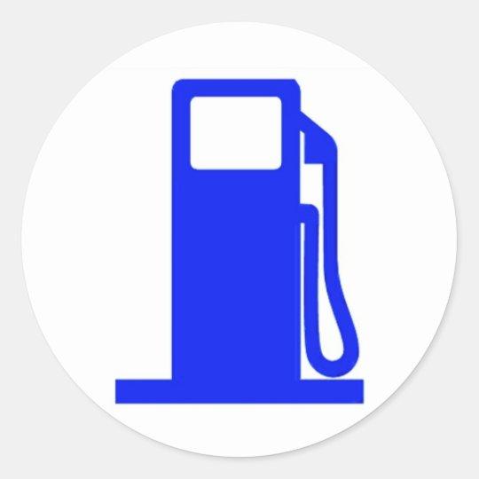 Got Gas? Classic Round Sticker