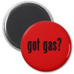 got gas? fridge magnets