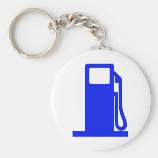 Got Gas? Basic Round Button Keychain